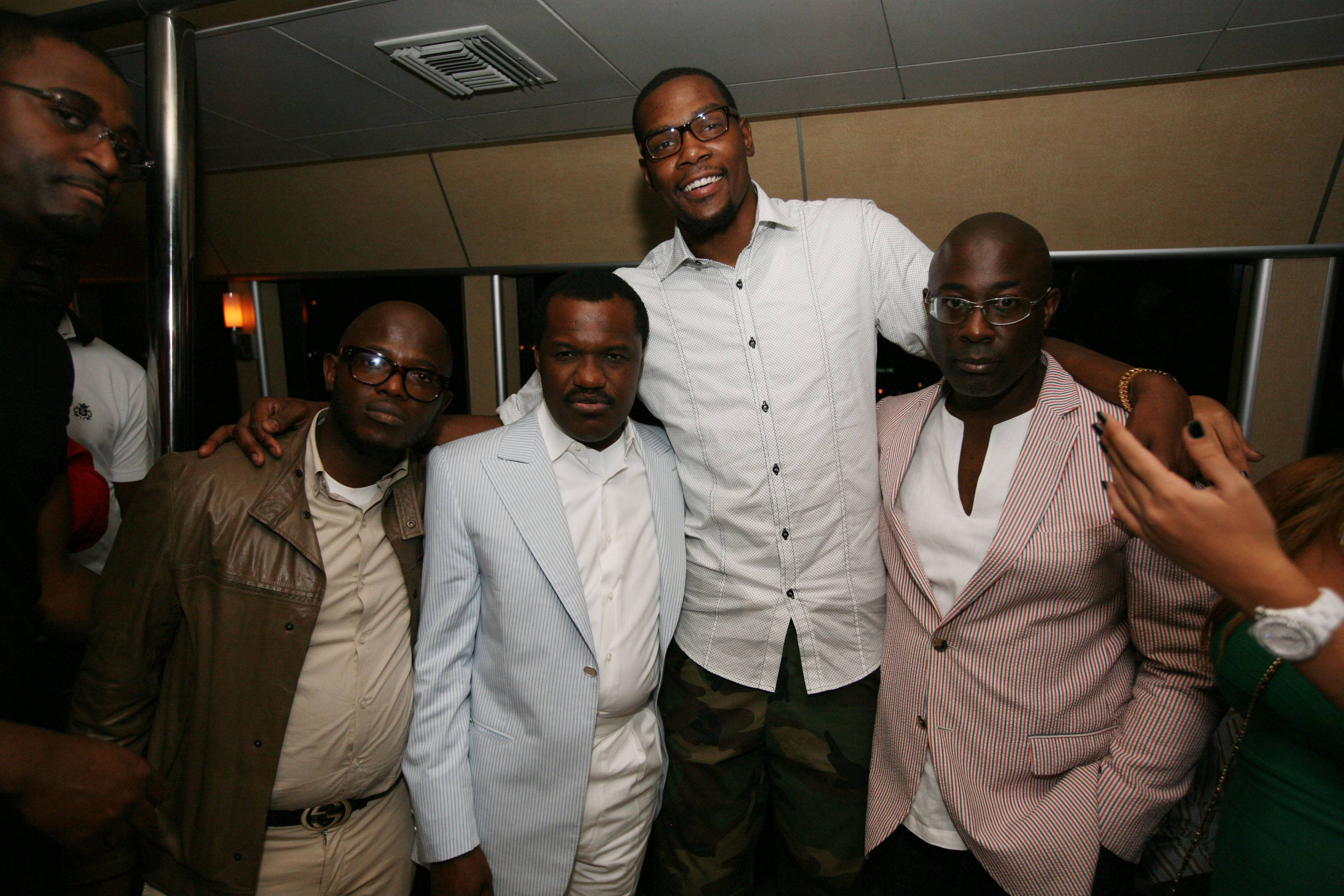Kevin Durant & Friends1