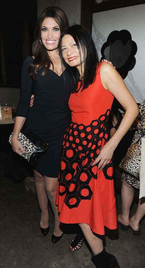 VIVIENNE TAM AFTER PARTY AND LAUNCH OF JEWELRY COLLABORATION WITH TSL AT HAKKASAN NEW YORK