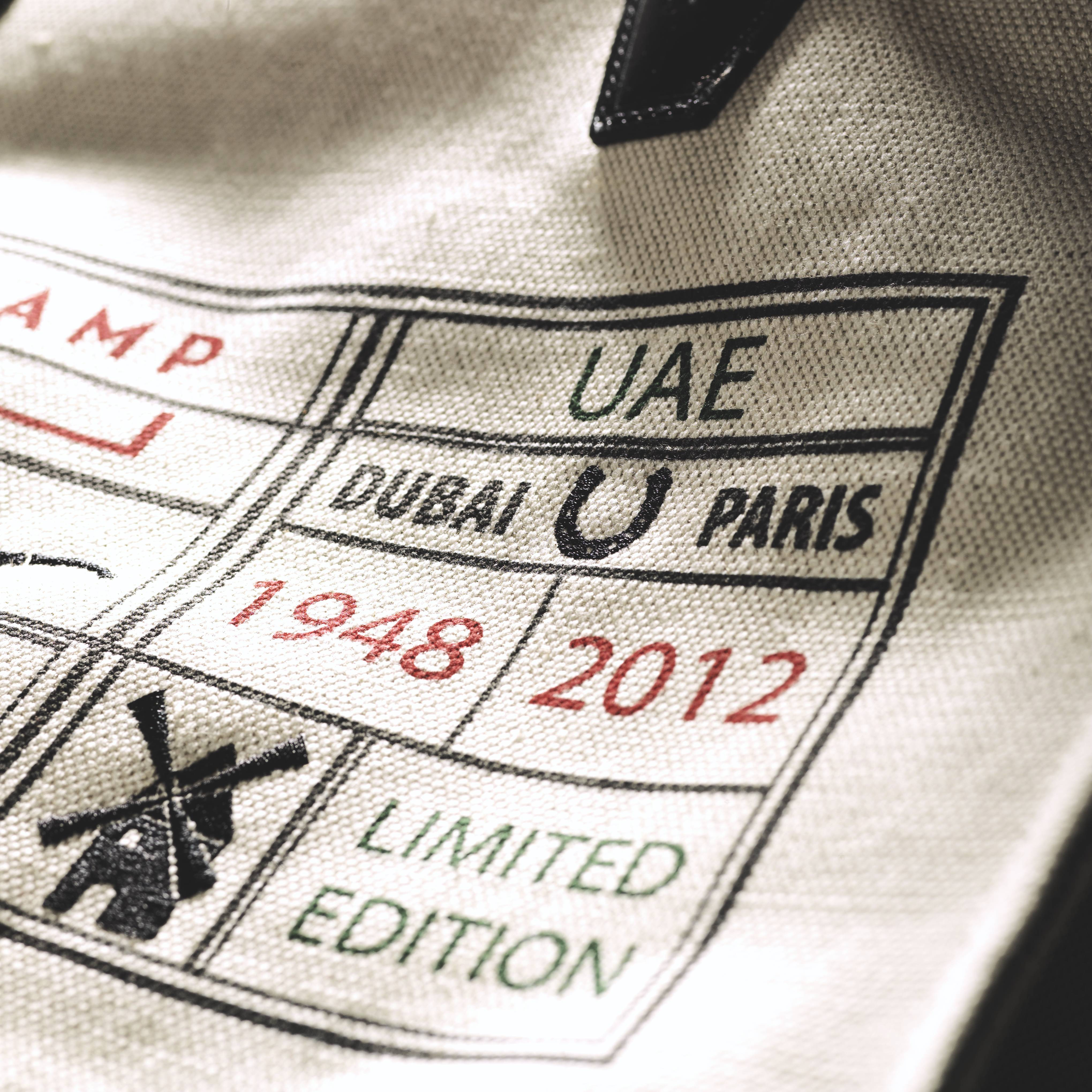 Longchamp Dubai Bag Detail