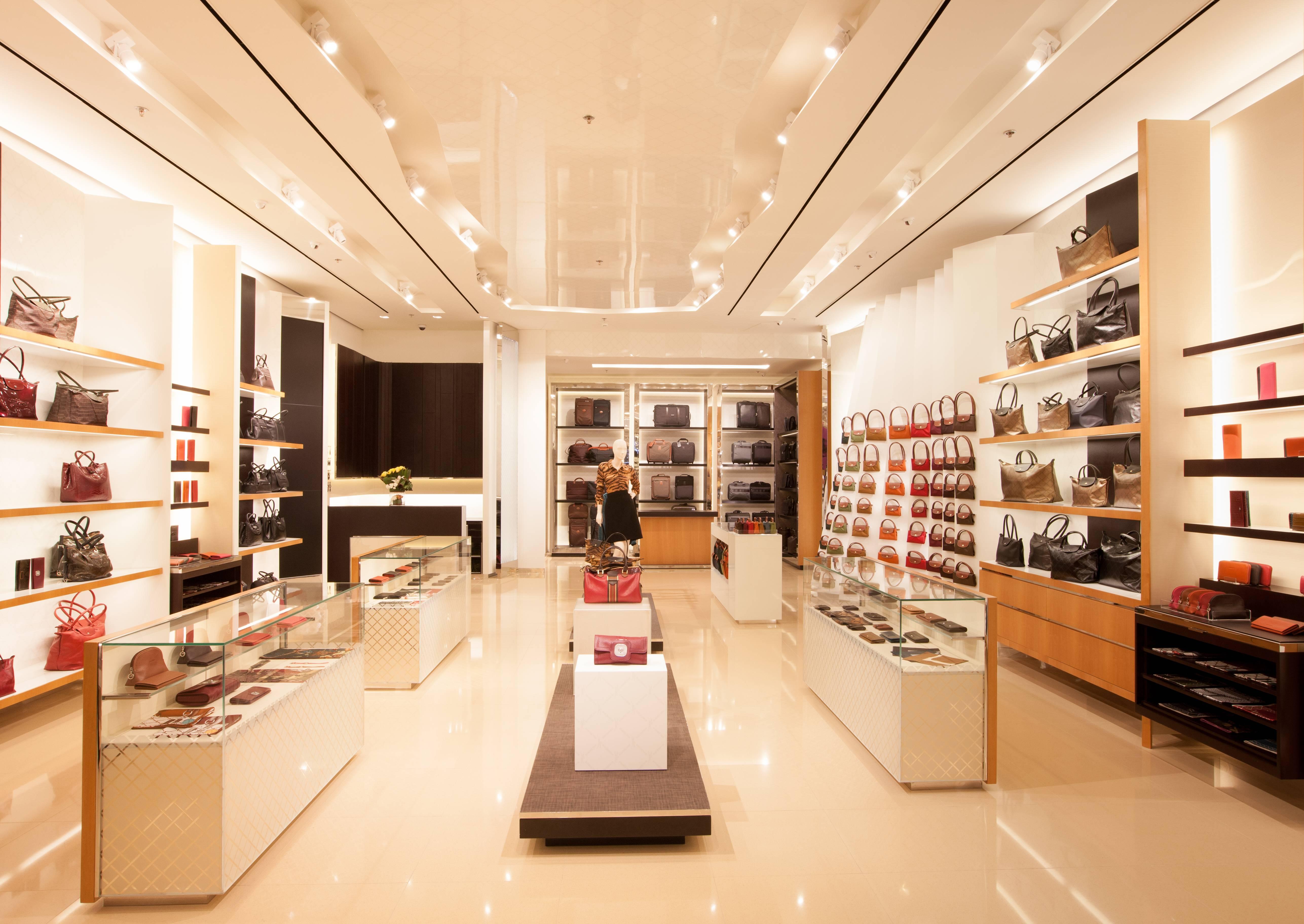 Longchamp Mall of Emirates 1