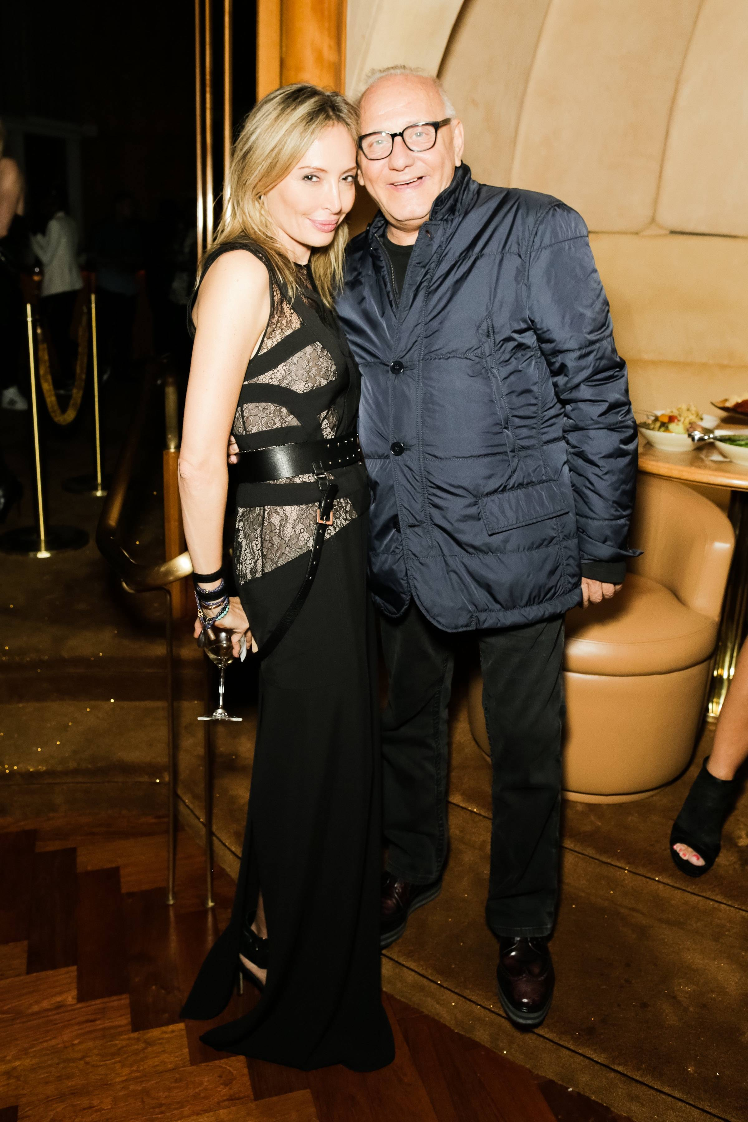 Exclusive Afterparty in celebration of the Spring 2013 Runway Collections of BCBGMAXAZRIA RUNWAY and Hervé Léger by Max Azria