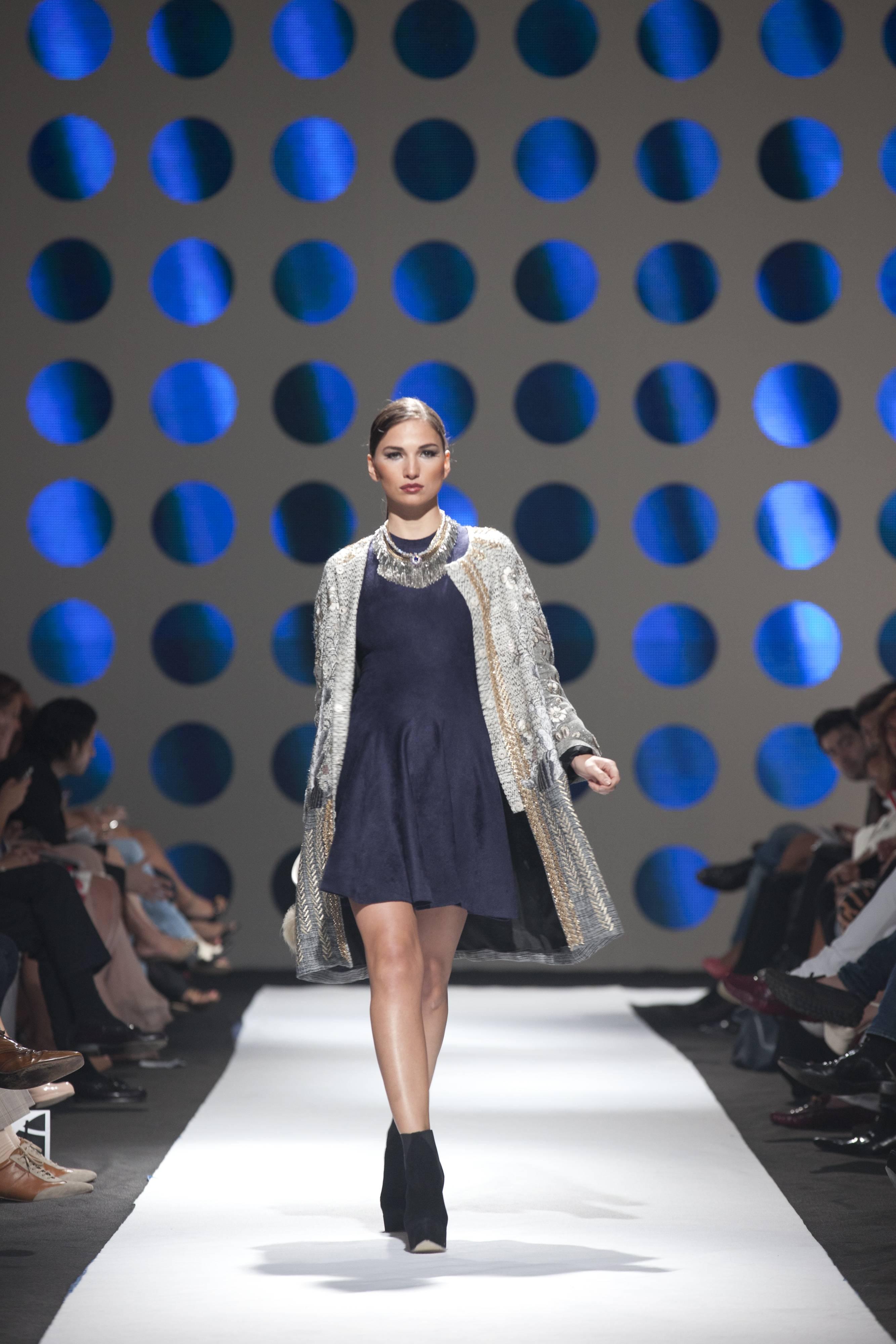 saks fifth avenue fashion show 2012 fall winter dubai