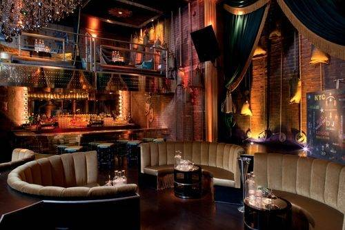 A Sneak Peek Inside the Haute New Hollywood Lounge ...