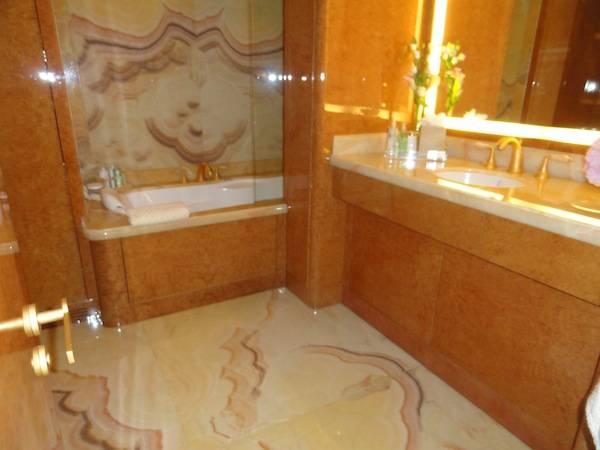 One bathroom on Were Dreams