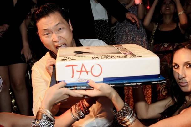 Psy Gangnam Style Tao Performance