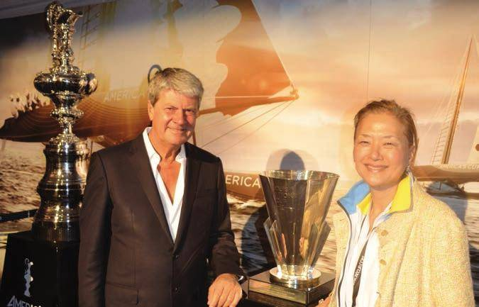 Louis Vuitton Chairman/CEO