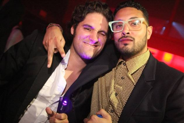 Prince Fahad of Saudi Arabia at Rain Nightclub 9.29.12