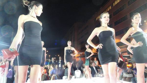 Riva party with Vhernier jewelry show