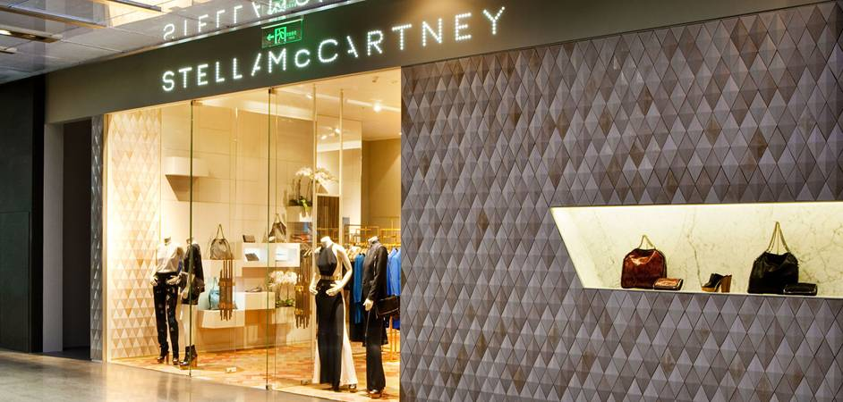 Tile Stores Chicago >> Stella McCartney Opens Boutique in Shanghai - Haute Living
