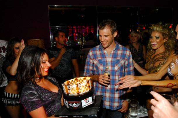 Tabú - Ryan Couture with Birthday Cake - 8.31.12