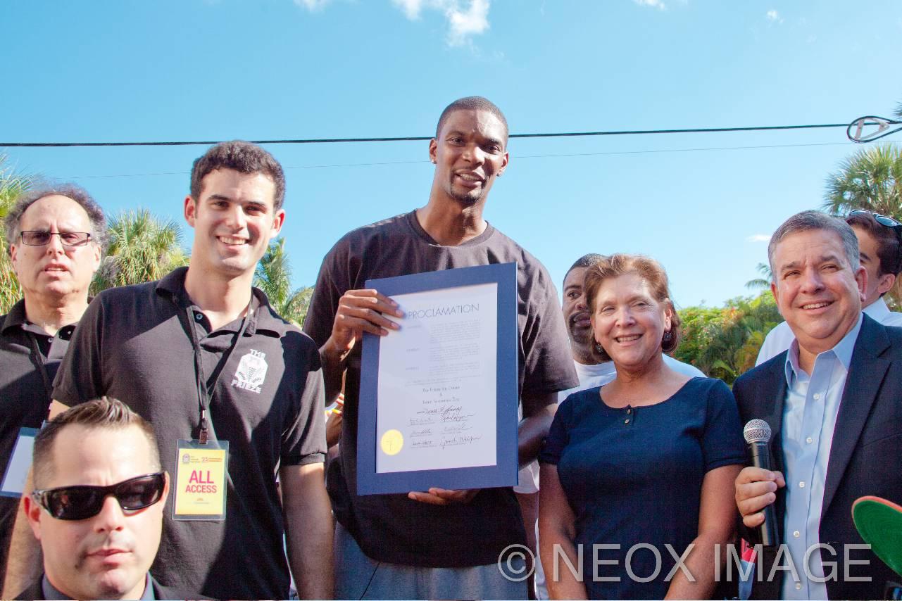 The Frieze 25-Year Anniversary and Chris Bosh, 9.9.12, Photo 4