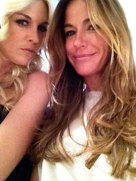 Tinsley Mortimer Kelly Bensimon