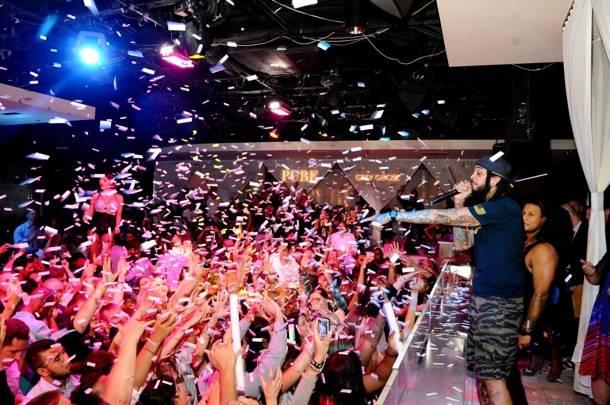 Travie McCoy_Confetti_PURE Nightclub