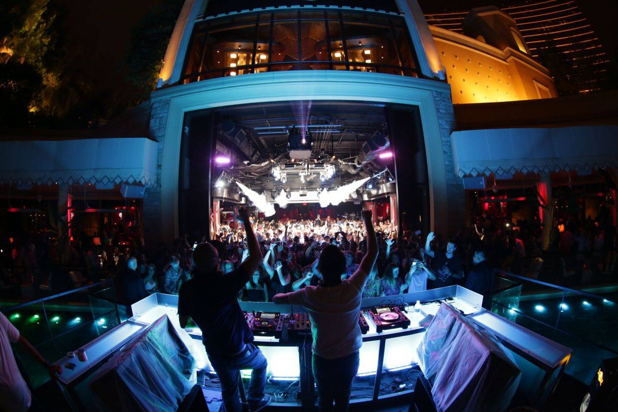 Tryst 8.30.12 - Max Vangeli and AN21 4
