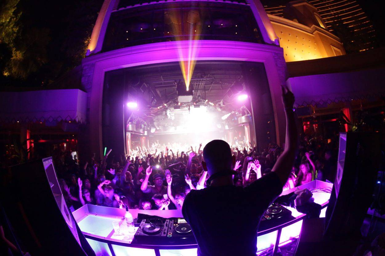 Tryst 8.31.12 - Afrojack 2