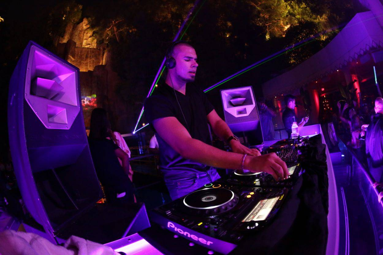 Tryst 8.31.12 - Afrojack