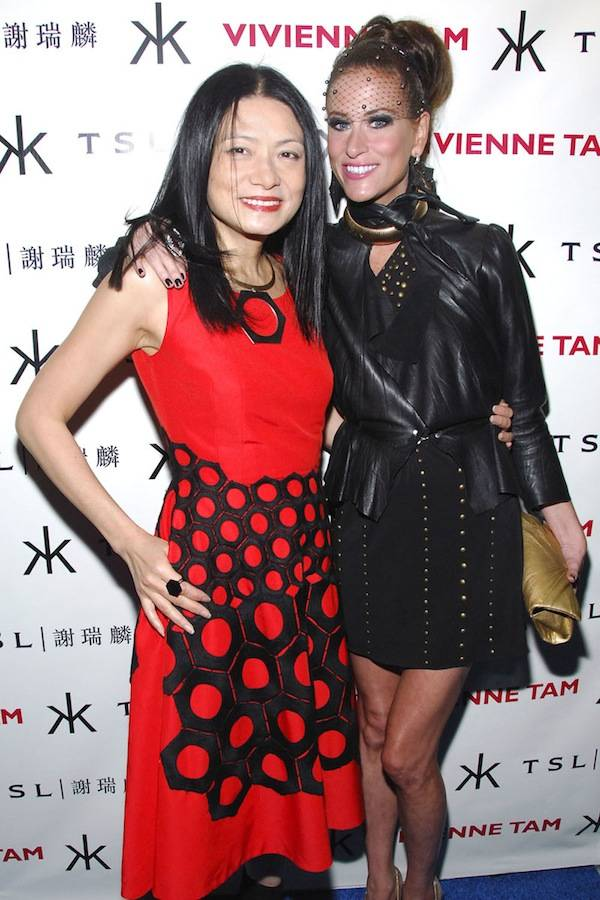 VIVIENNE TAM Spring 2013 After Party