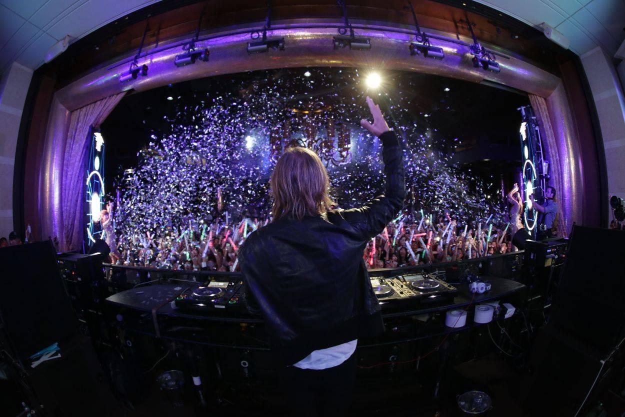 XS 9.2.12 - David Guetta