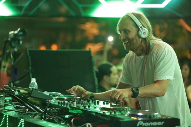 XS Nightclub 9.2.12 - David Guetta 2