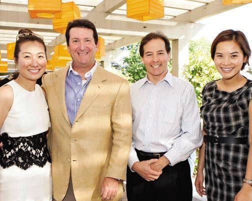 Zoe Zhao, Steve Goldenberg, David Bell, Dien Nguyen