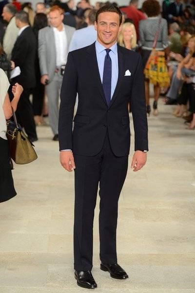 Ralph Lauren – Front Row – Spring 2013 Mercedes-Benz Fashion Week
