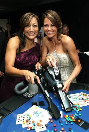 Carrie Ann Inaba & Brooke Burke