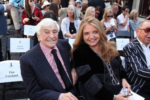 Fred Hayman, Wanda McDaniel