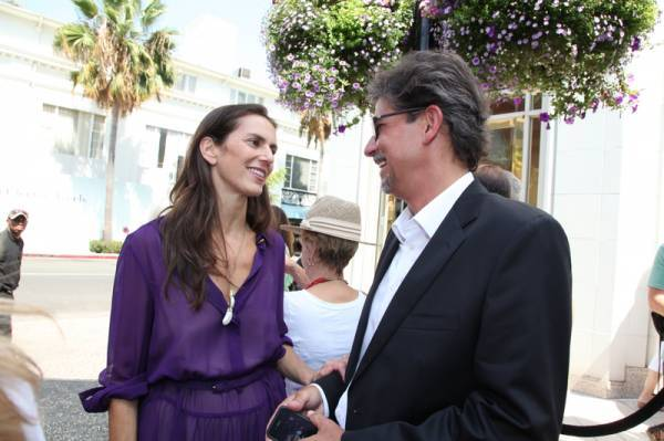 Lisa Immordino Vreeland, Steven Graham
