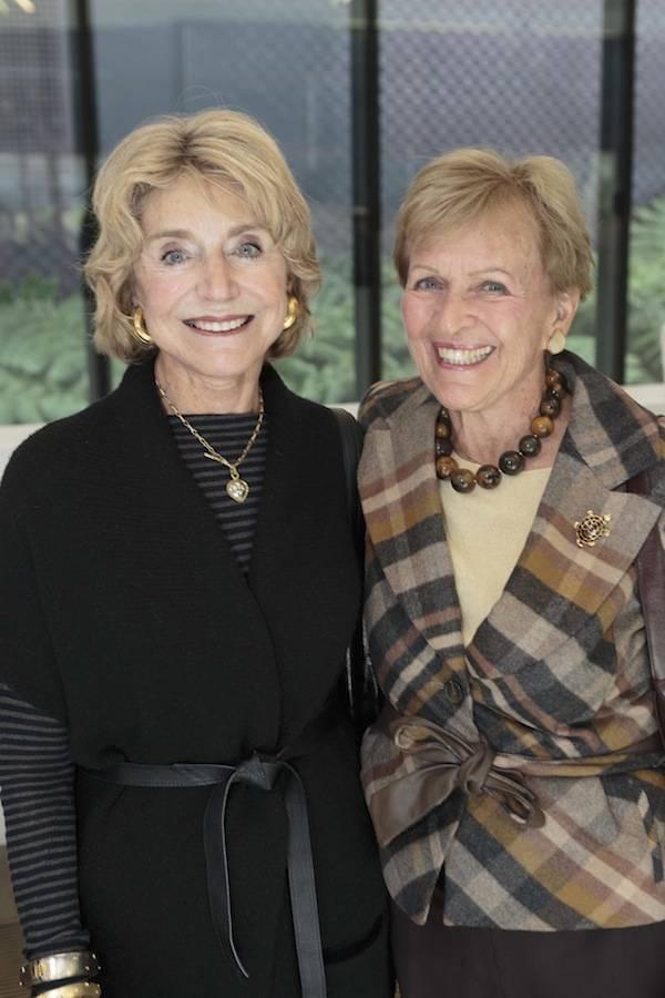 Judy Gaulke, Peggy Keon