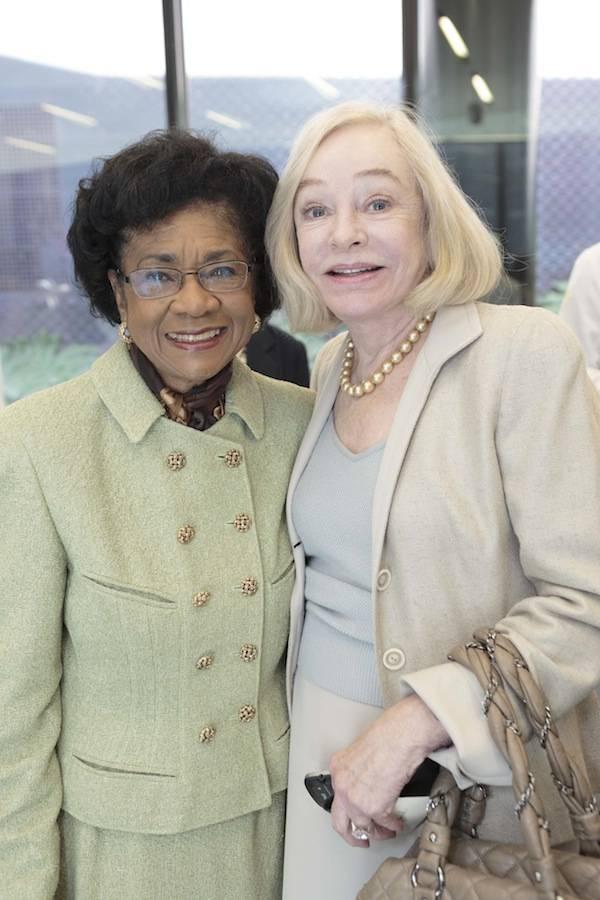Belva Davis, Gretchen Kimball