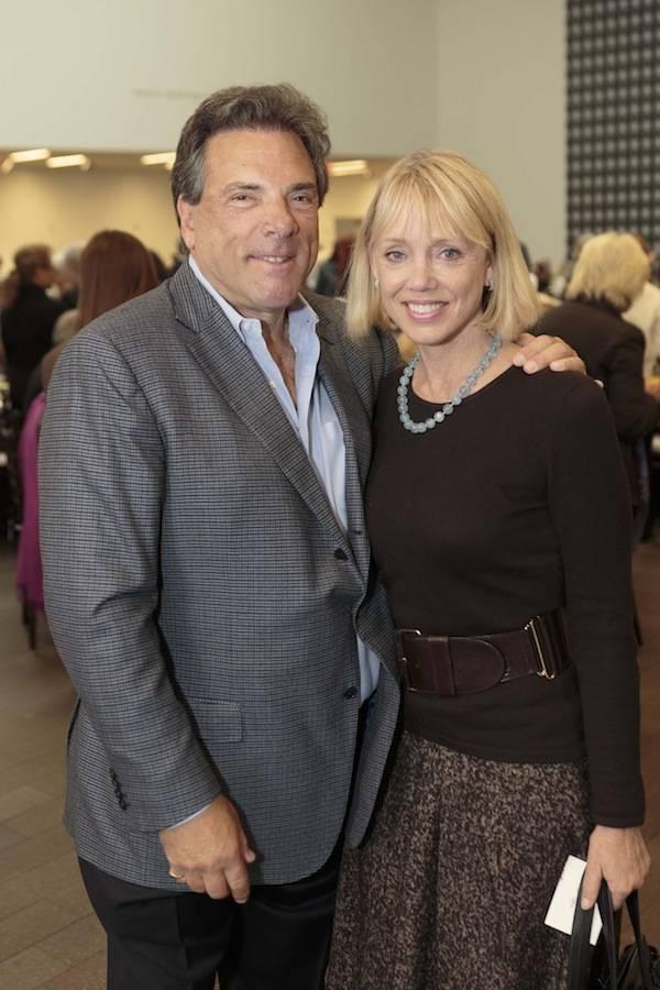 Leonard Eber, Diane Rubin