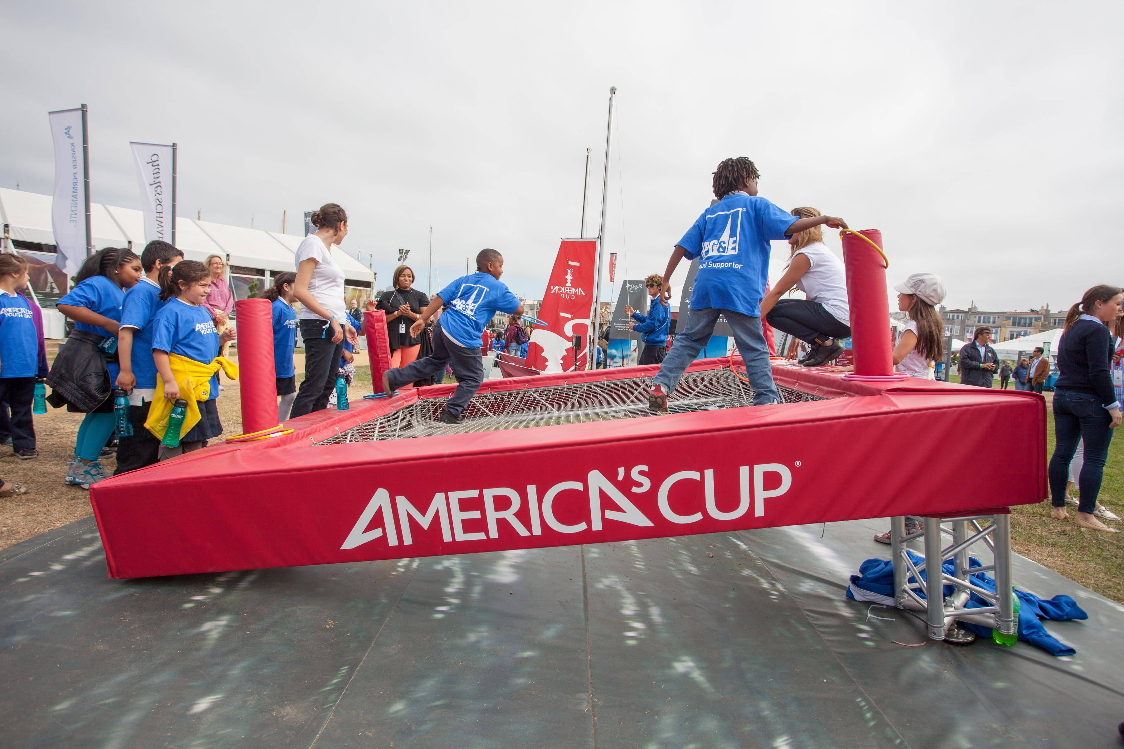 America's Cup Youth Day