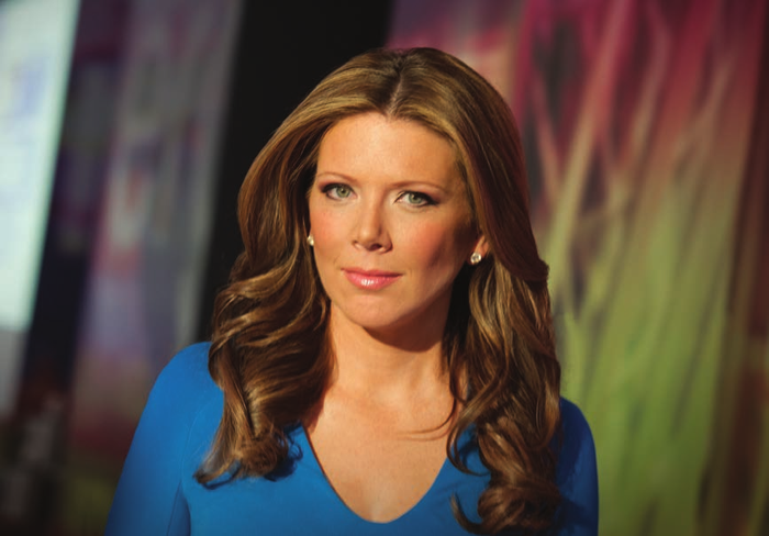 Trish Regan Sexy In Hot Pursuit ...