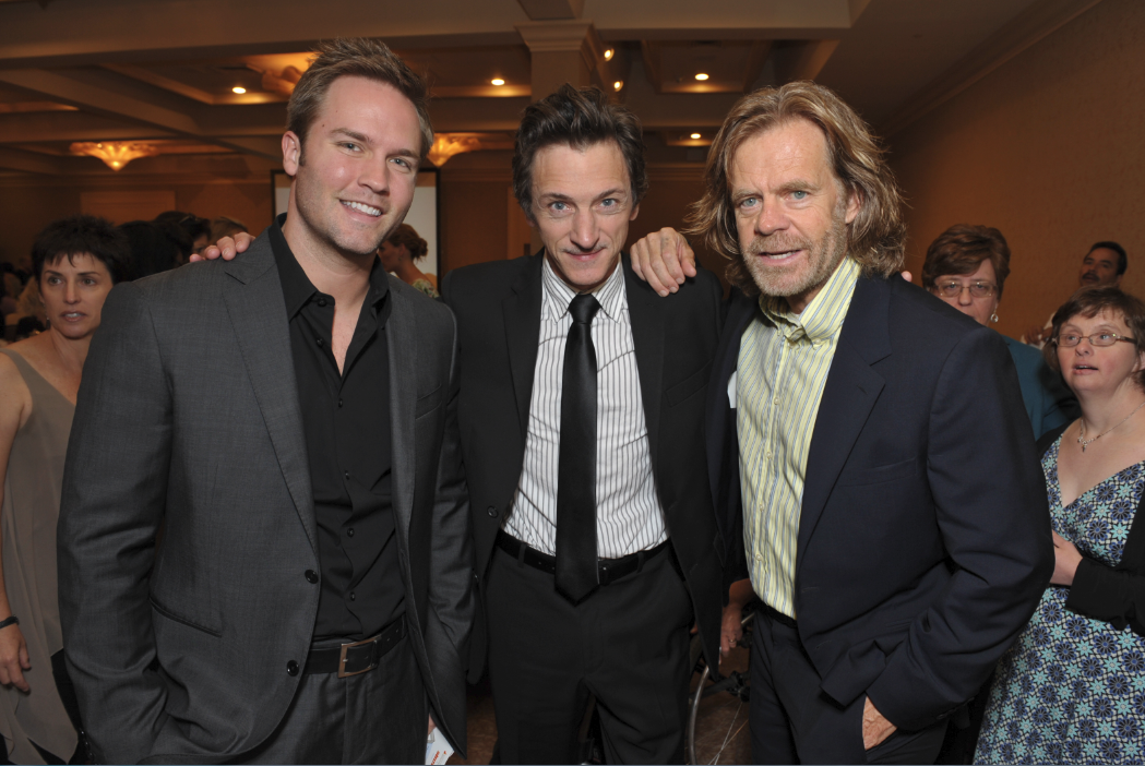 Scott Porter, John Hawkes, William H. Macy