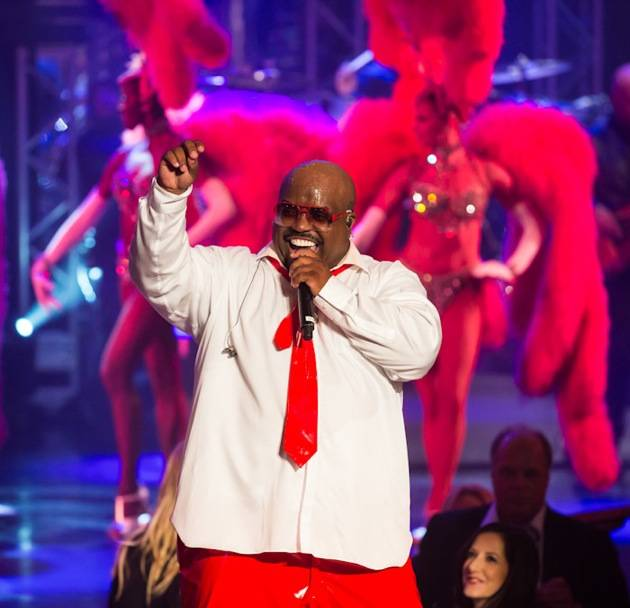 CeeLo Green & Friends at Planet Hollywood Resort in Las Vegas, NV