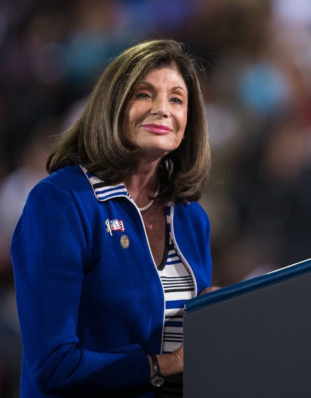 Congresswoman Shelly Berkley