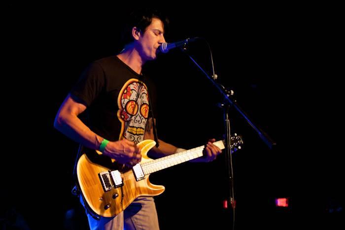 TRAPT performs at Vinyl in Las Vegas, NV
