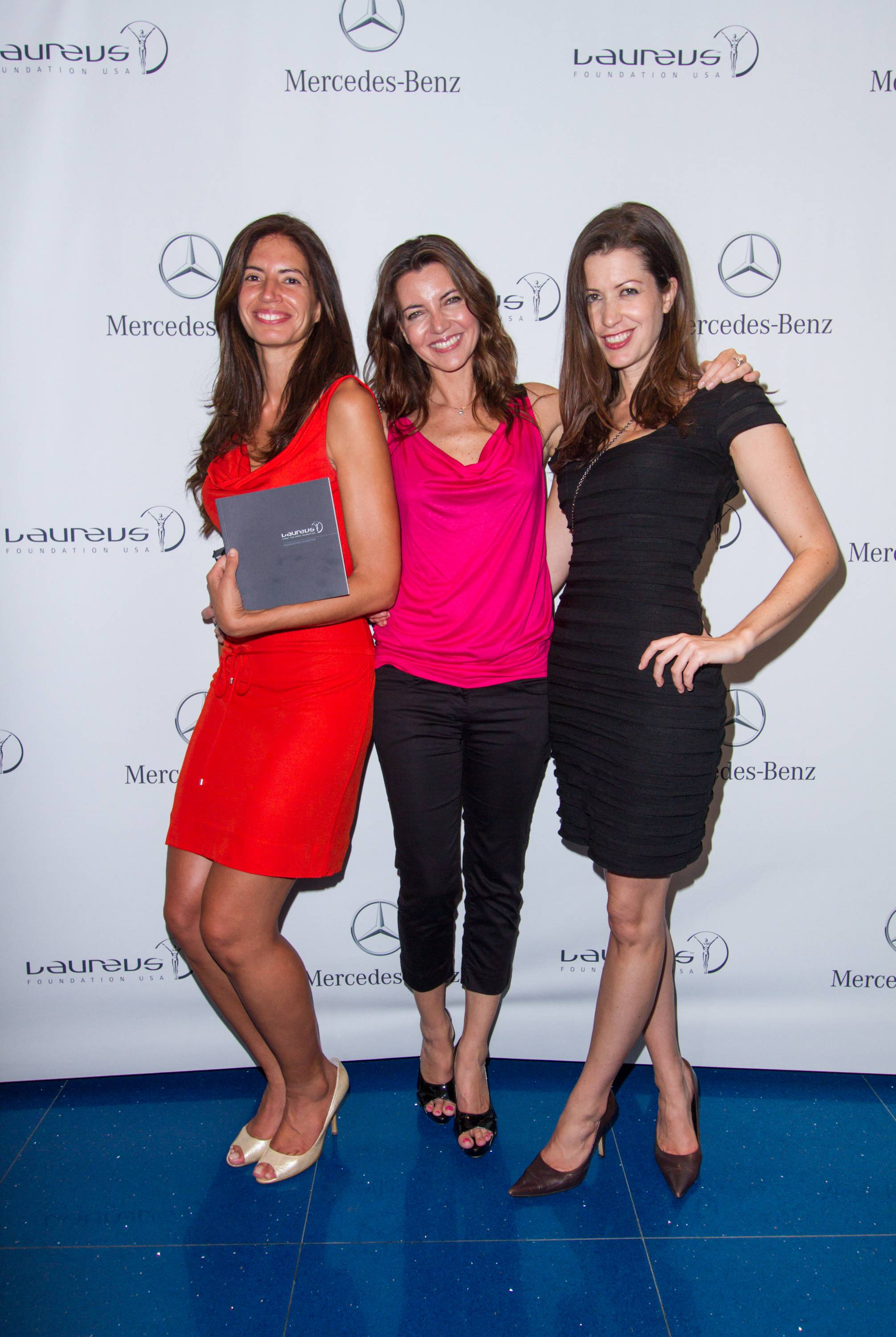 Miami Launch Of Laureus Sport For Good Foundation USA