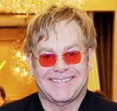 Chopped Grand Opening At Wynn Las Vegas With Sir Elton John