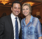 Jimmy Kimmel & Jane Lynch