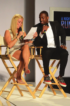 Haute Scene : Dwyane Wade Presents – A Night on the RunWade
