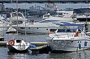 Burevestnik Yacht Club Helipad