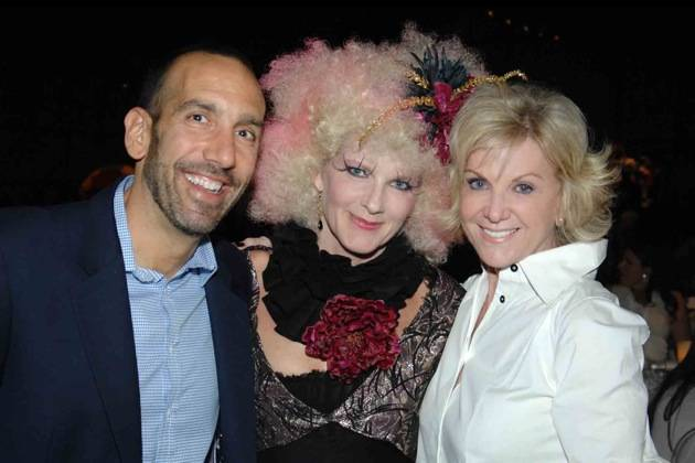 CISN Harvest for Hope - Dan Cardinali Susie Lee Elaine Wynn