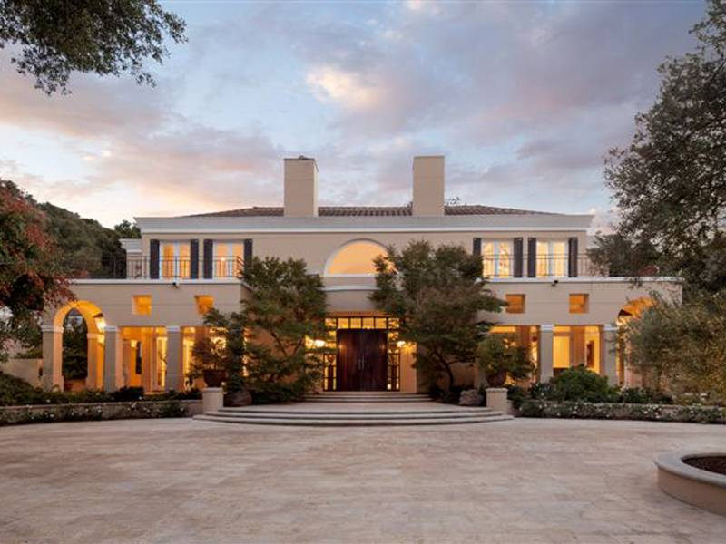 Contemporary Italianate Estate-1