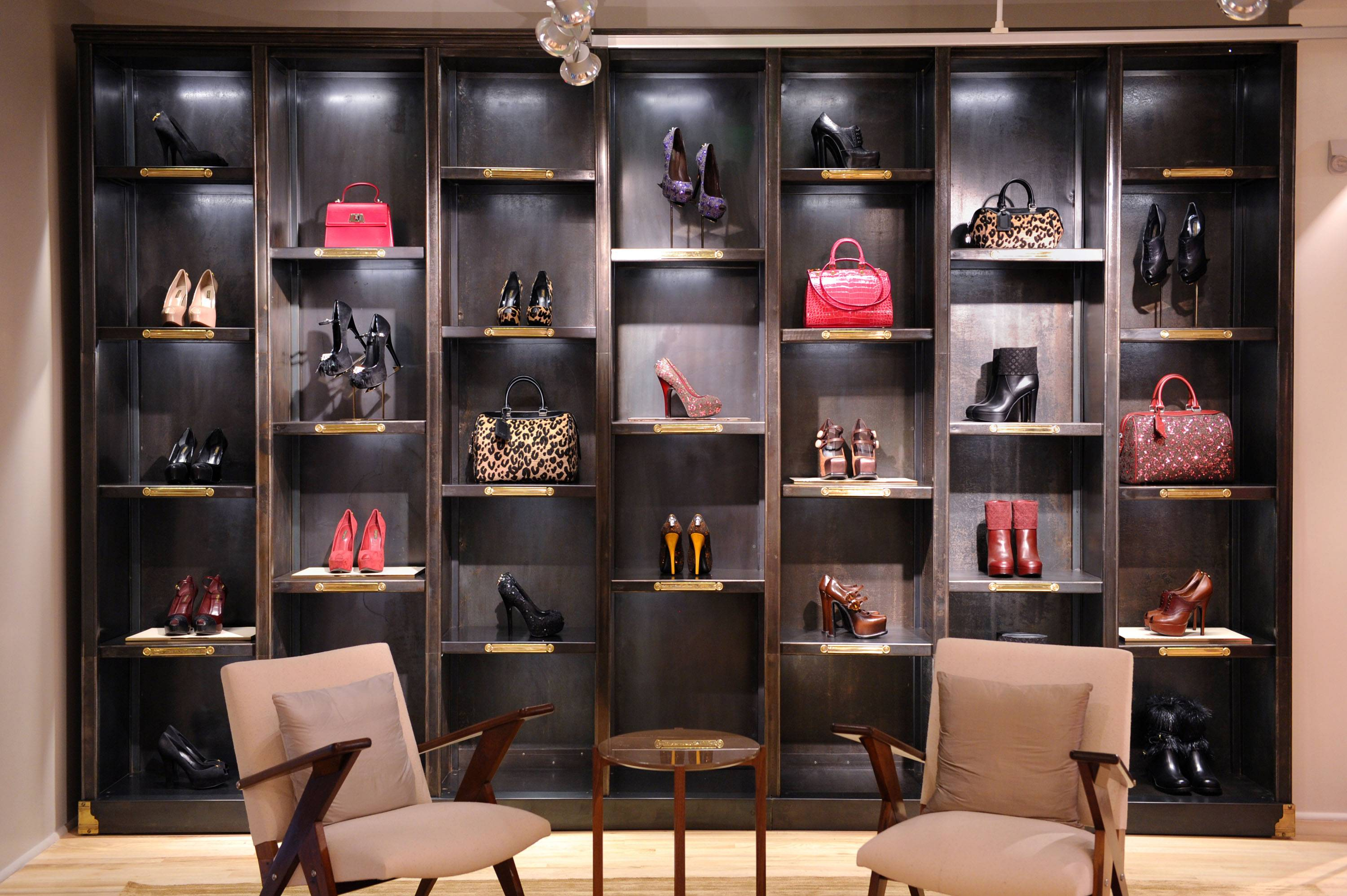 Shoes and Bags, Oh My!