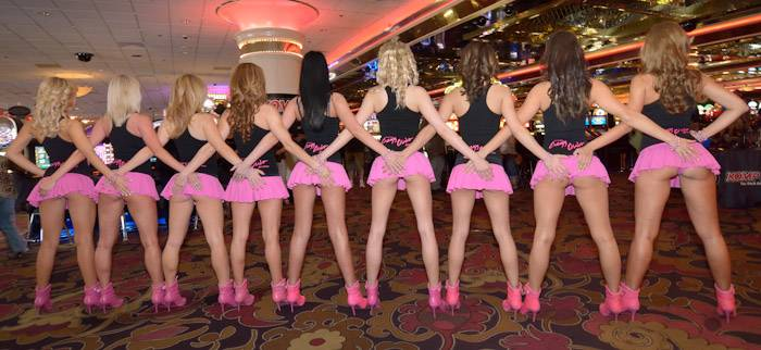 Crazy Girls Showgirls