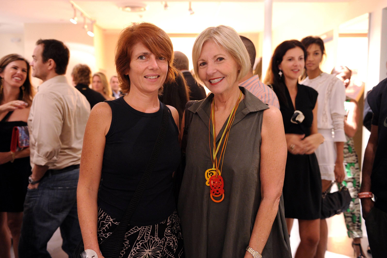 Silvia Barisione & Cathy Leff