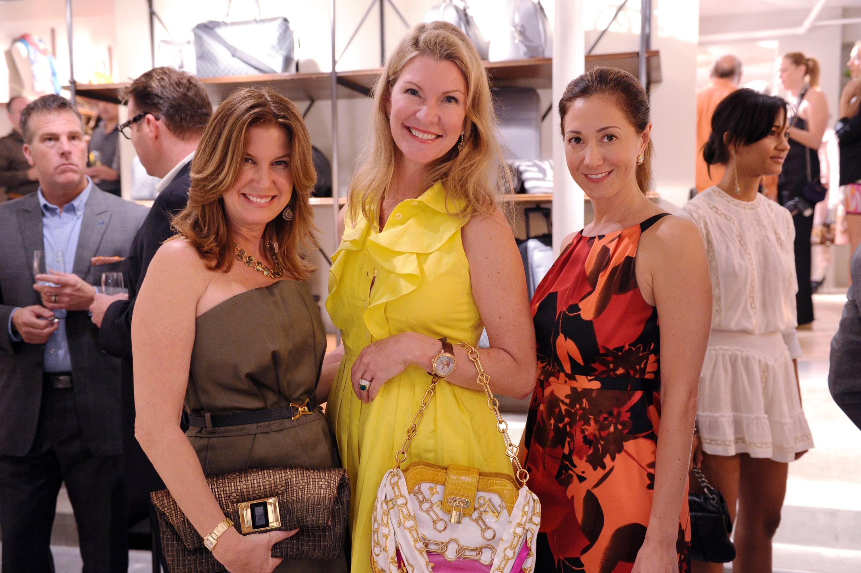 Dana Shear, Elizabeth Beracasa, & Laura Buccellati