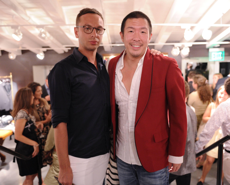 Kamil & John Lin