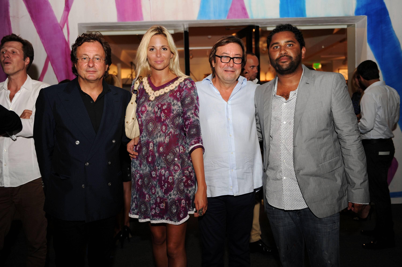 Filippo Brignone, Justine & Luca Giussani, & Retna